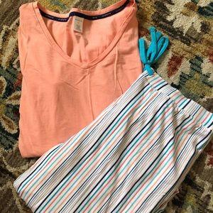 Liz Claiborne Capri Pajama